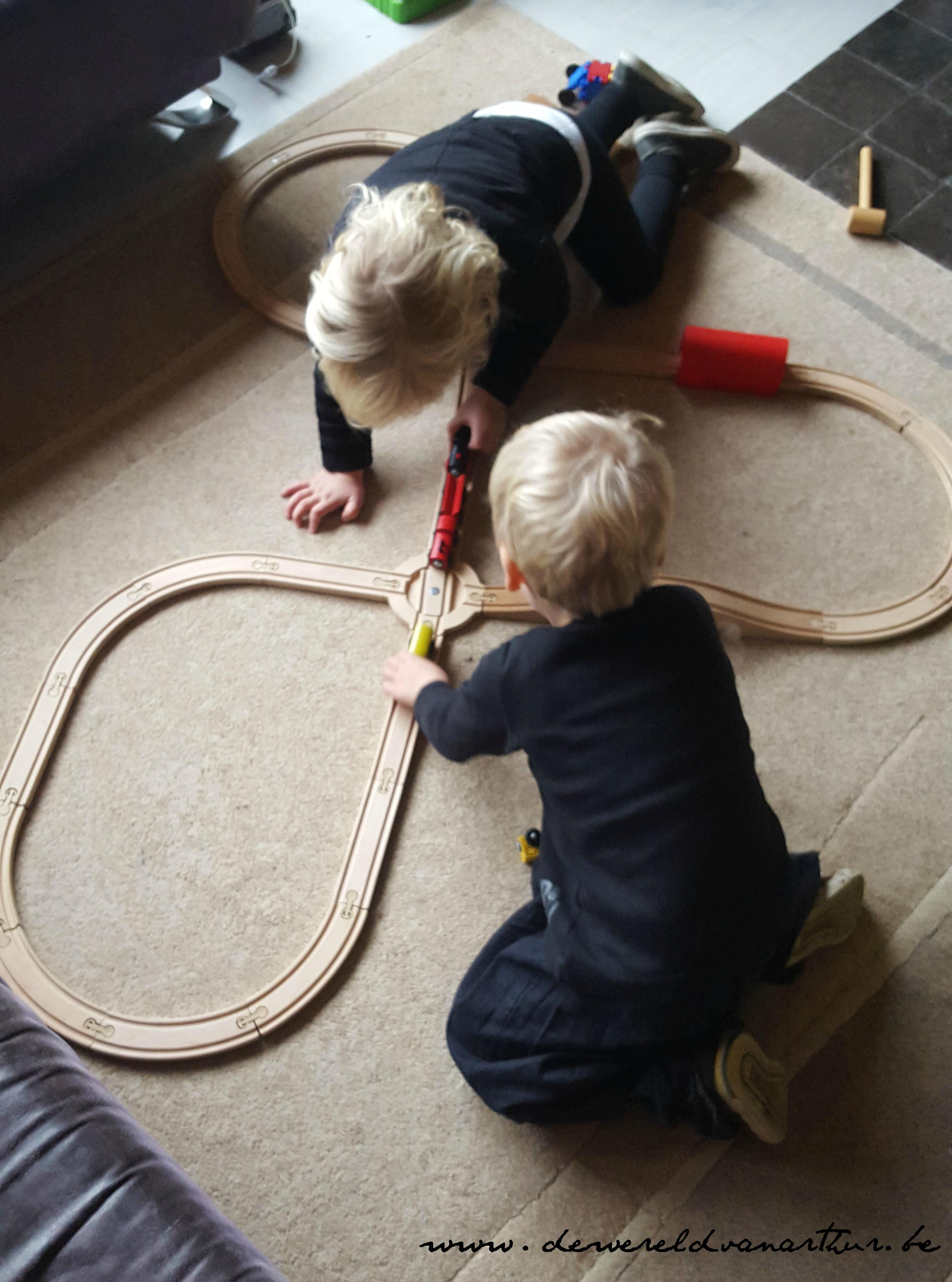 playdate trein