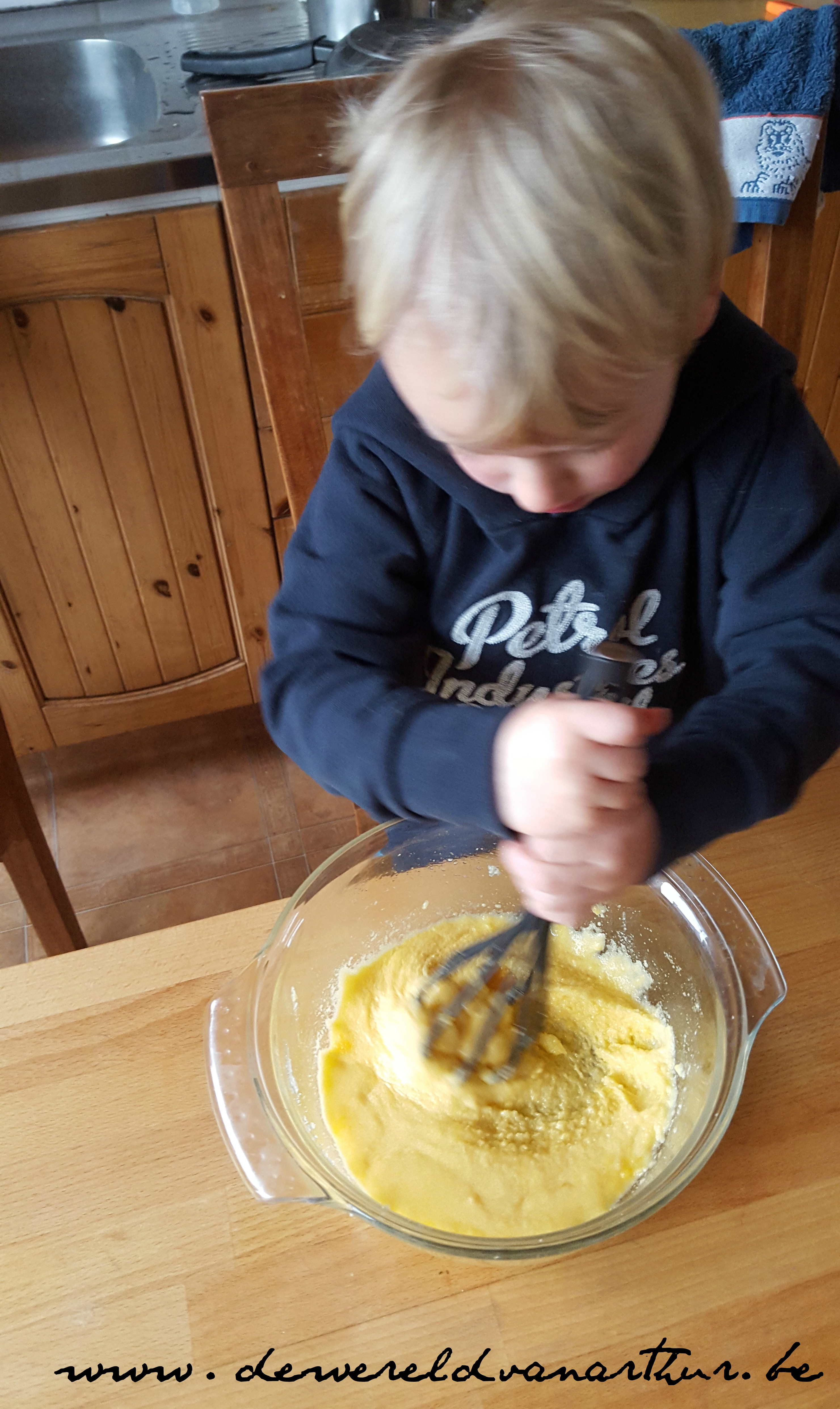 cake maken de wereld van arthur
